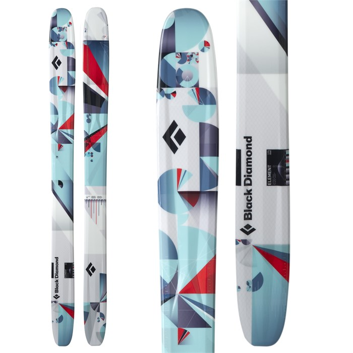Black Diamond - Element Skis - Women's 2012