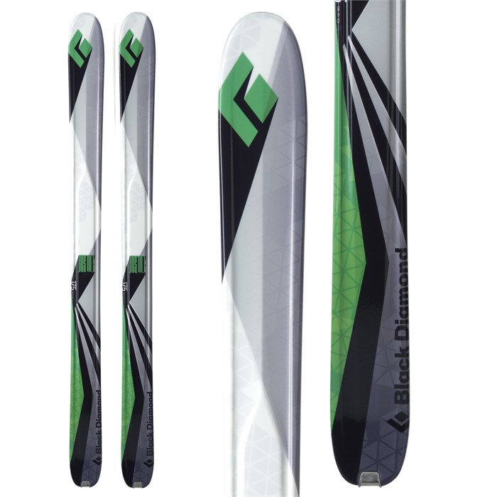 Black Diamond - Justice Skis 2012