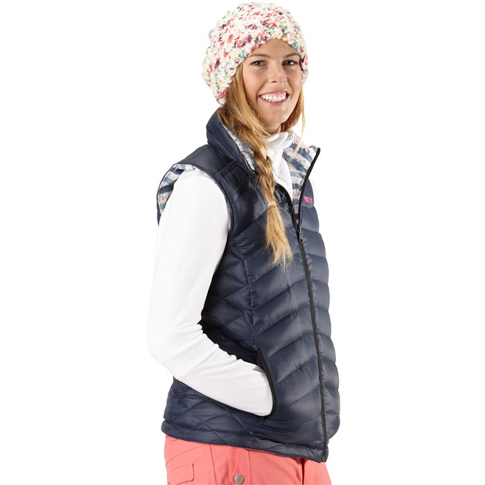 Roxy - Torah Bright Down Vest - Women's