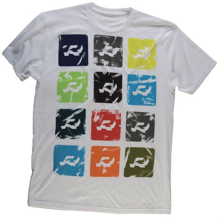 Ride - Squares T Shirt