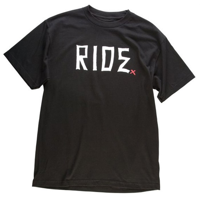 Ride - X Logo T Shirt