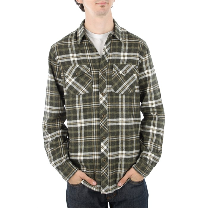 Analog - Floyd Long Sleeve Flannel Button Down