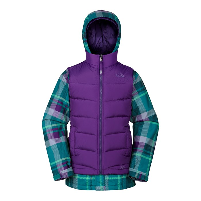 The North Face - Vestamatic Triclimate Jacket - Youth - Girl's