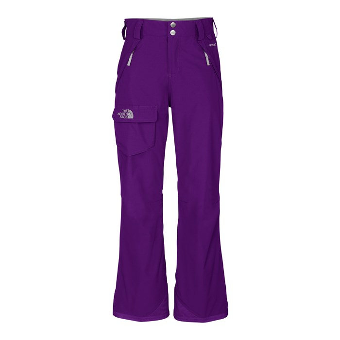 The North Face - Freedom Insulated Pants - Youth - Girl's