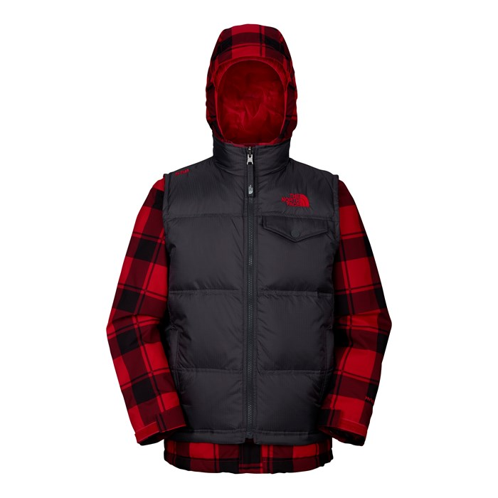 The North Face - Vestamatic Triclimate Jacket - Youth - Boy's