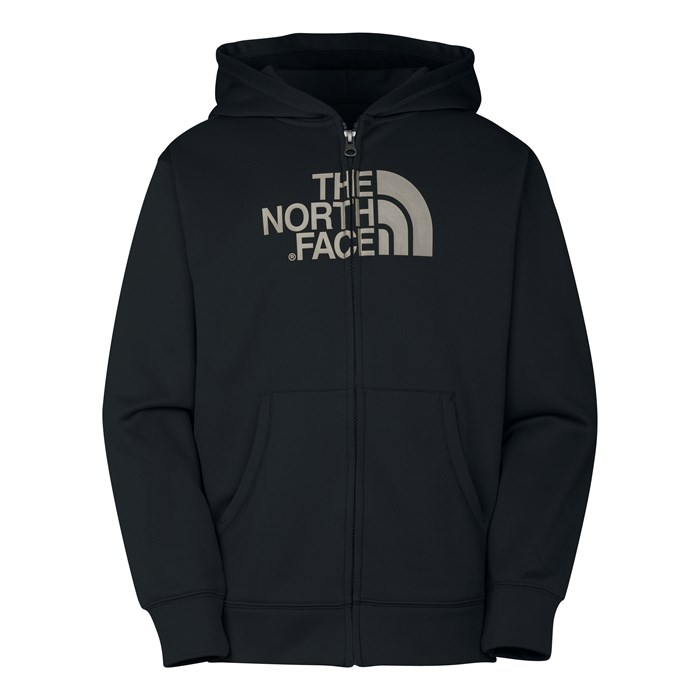 The North Face - Miramar Logo Full Zip Hoodie - Youth - Boy's