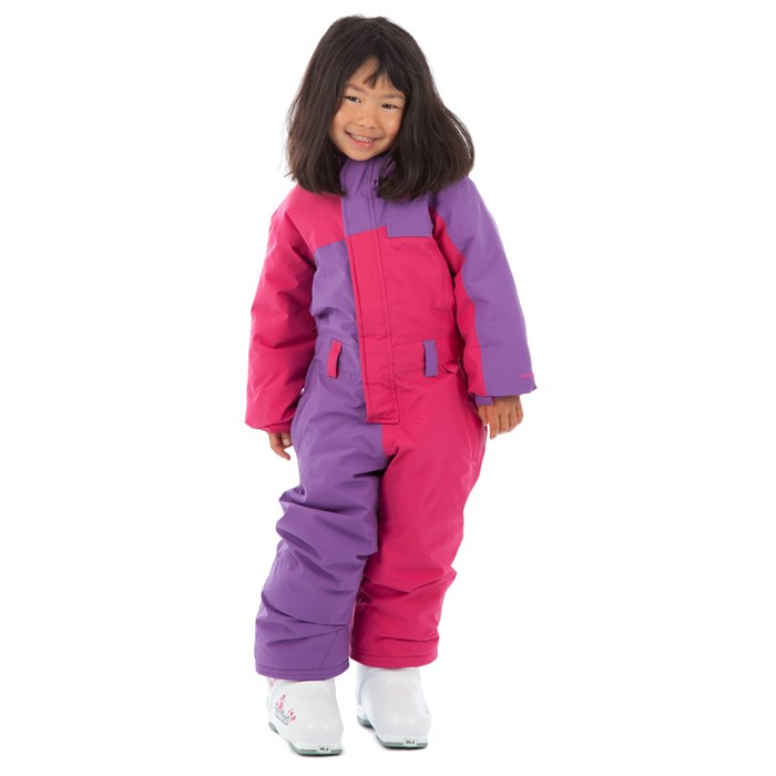 The North Face - Insulated Jump Up Suit - Toddler - Girl's
