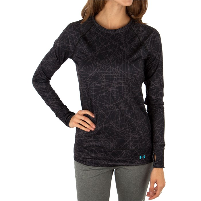 Under Armour - Evo CG Print Crew Top - Women's