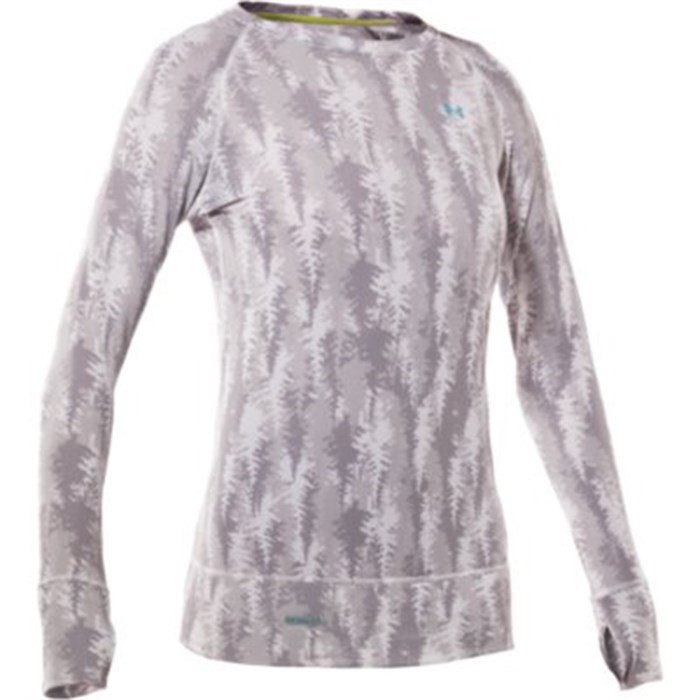 Under Armour - Base 2.0 Printed Crew Top - Women's