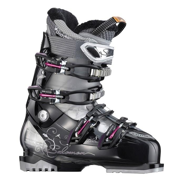 feafebb3fe09 Salomon Divine RS 8 Ski Boots - Women s 2012