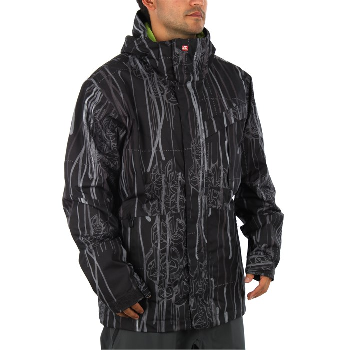 Quiksilver - Renegade Shell Jacket