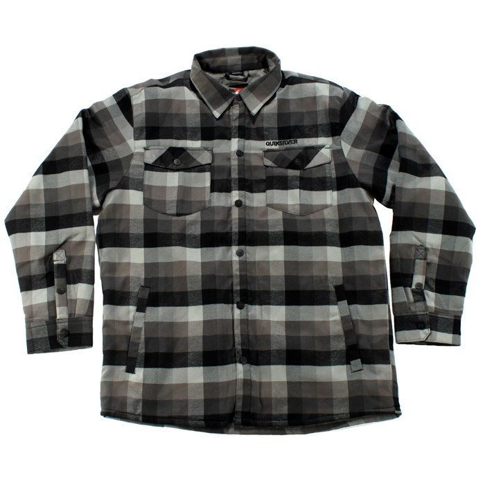 Quiksilver - Mathieu Crepel Riding Shirt