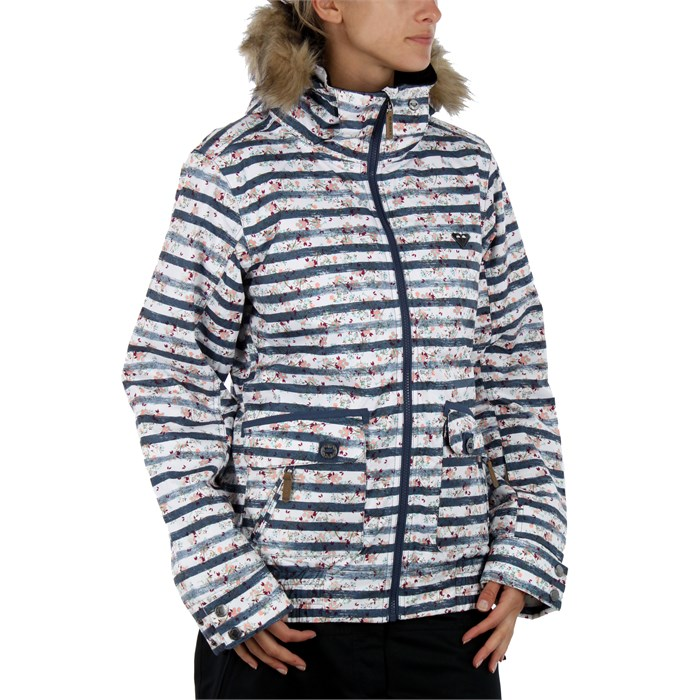 Roxy - Torah Bright Liberty Jacket - Women's