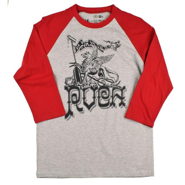 RVCA - Griffin Raglan Shirt
