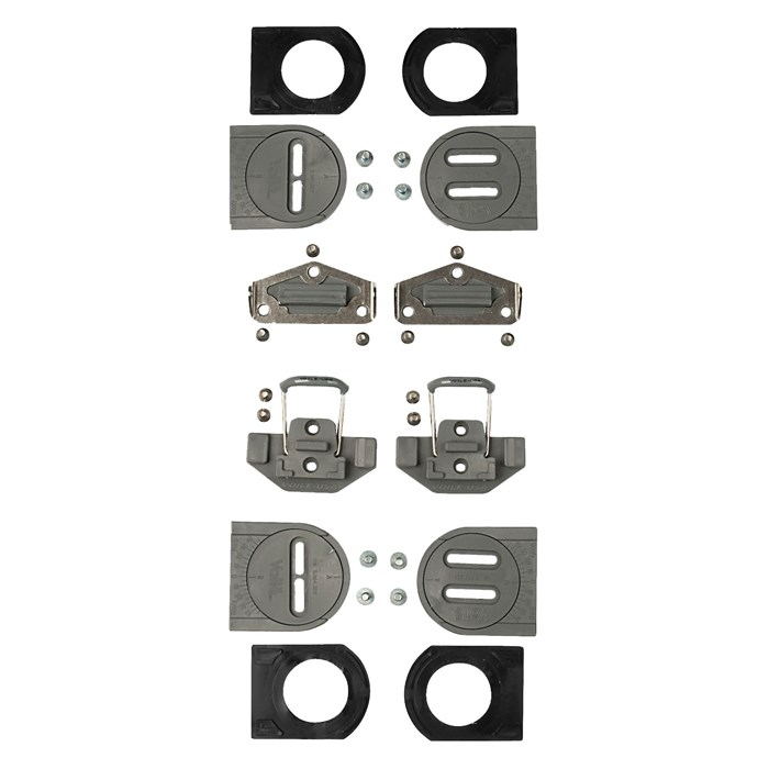 Voile - Universal Splitboard Hardware For Light Rail 2017