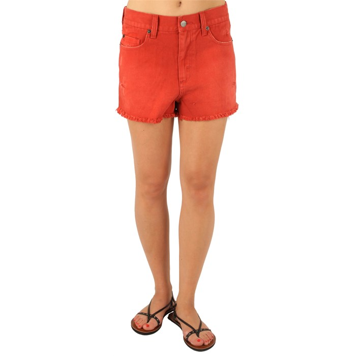 RVCA - My Fire Colors Shorts - Women's