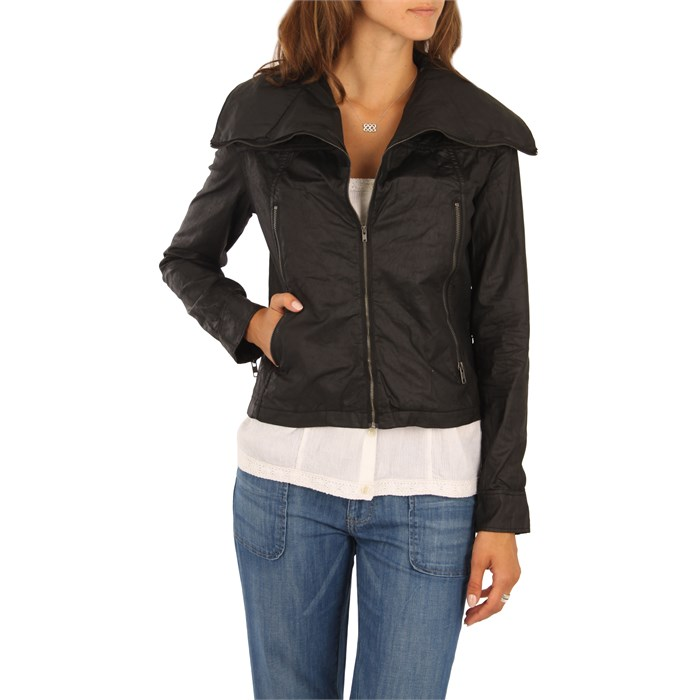 RVCA - Killing The Light Jacket - Women's