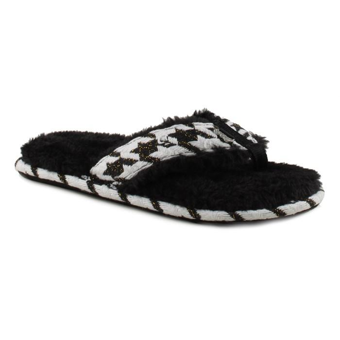 reef snowbird slippers - women's | evo