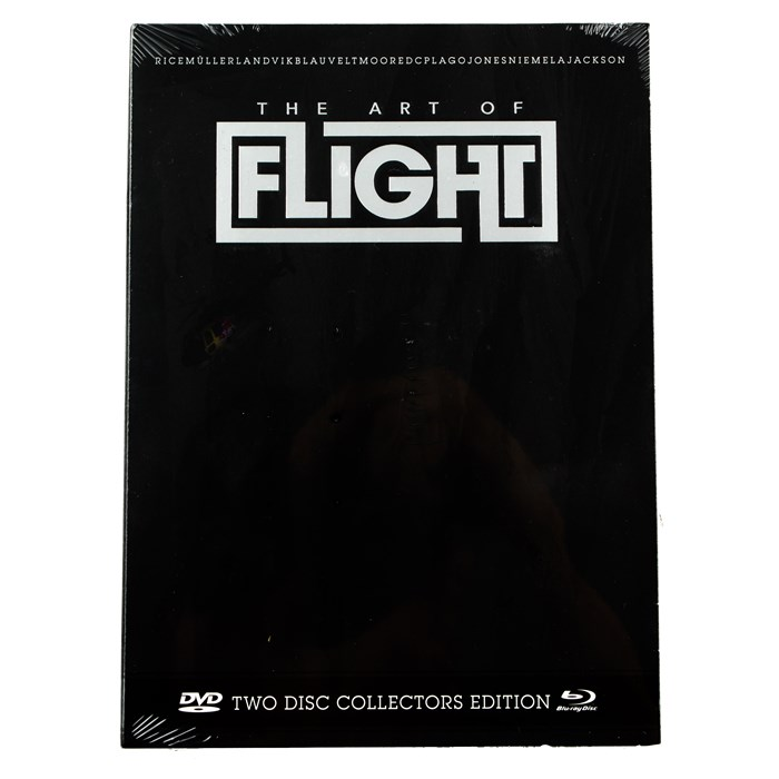 Quiksilver - The Art of Flight (DVD/Blu-ray Combo Pack)