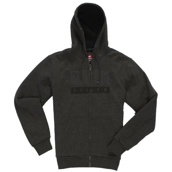 Quiksilver - Crawlspace Zip Hoodie