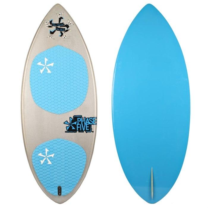 "Phase Five - Drew Danielo Pro Wakesurf Board 4'3"" 2012"