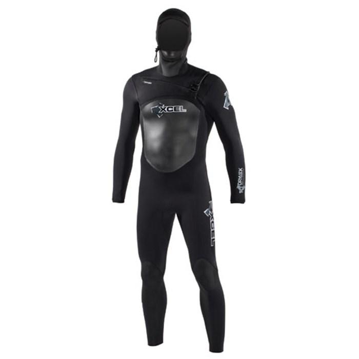 XCEL - Infiniti Drylock 4/3 Hooded Full Wetsuit