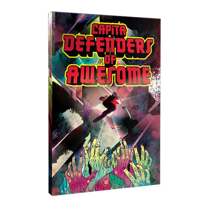 CAPiTA - Defenders of Awesome DVD
