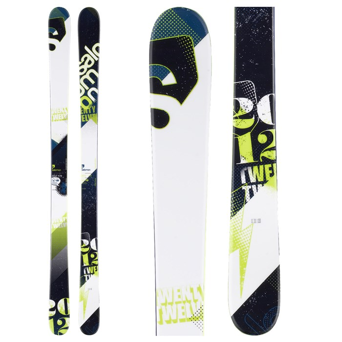 Salomon - Twenty Twelve Skis 2012