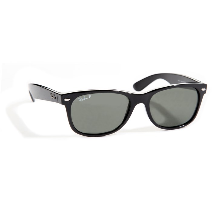 Ray Ban - RB 2132 New Wayfarer 55 Polarized Sunglasses