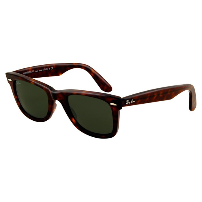 Ray Ban - RB 2140 Original Wayfarer 50 Polarized Sunglasses