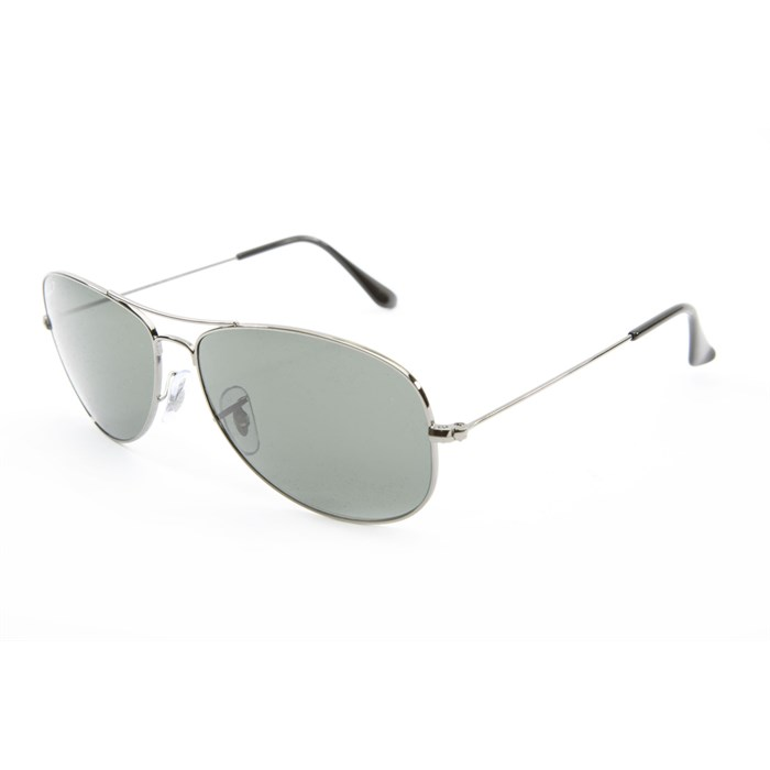 Ray Ban - RB 3362 Cockpit Polarized Sunglasses