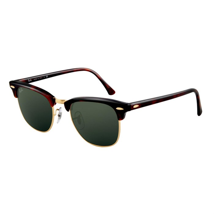 Ray Ban - RB 3016 Clubmaster Sunglasses