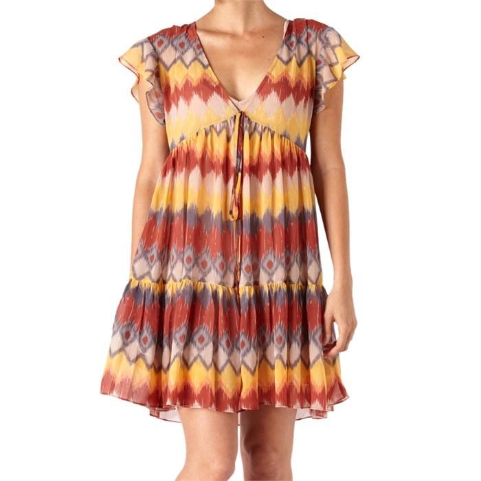 Quiksilver - Quiksilver Harvest Fields Dress - Women's