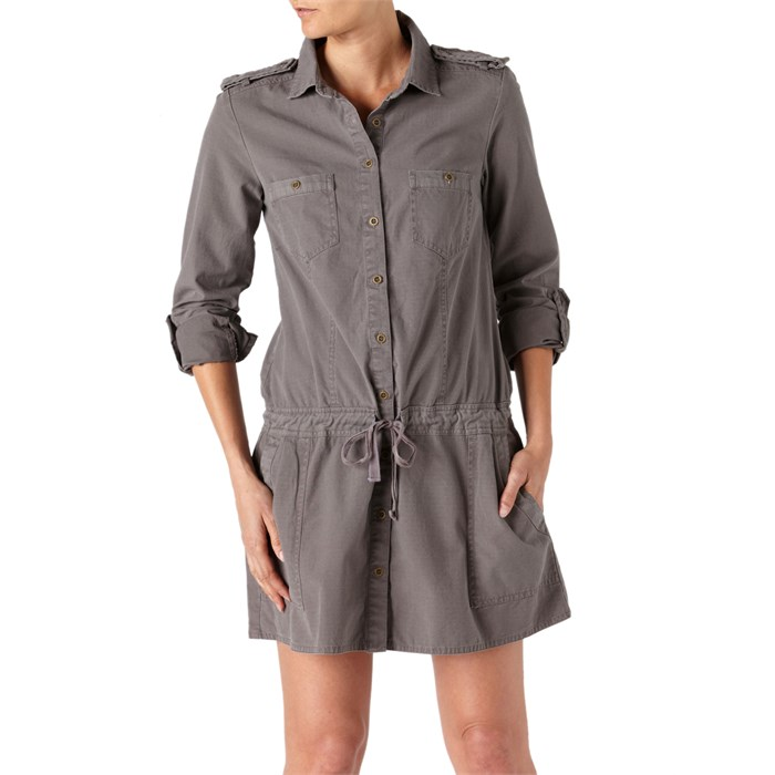 Quiksilver - Enlisted Dress - Women's