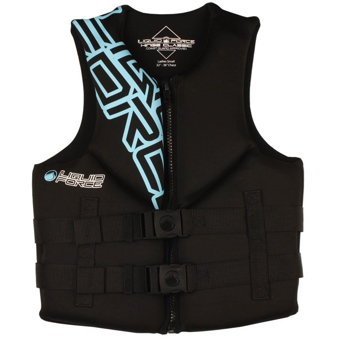 Liquid Force - Hinge Classic CGA Wakeboard Vest - Women's 2012
