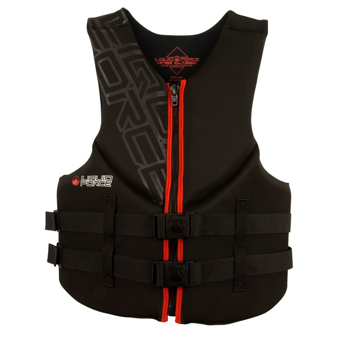 Liquid Force - Hinge Classic CGA Wakeboard Vest 2012