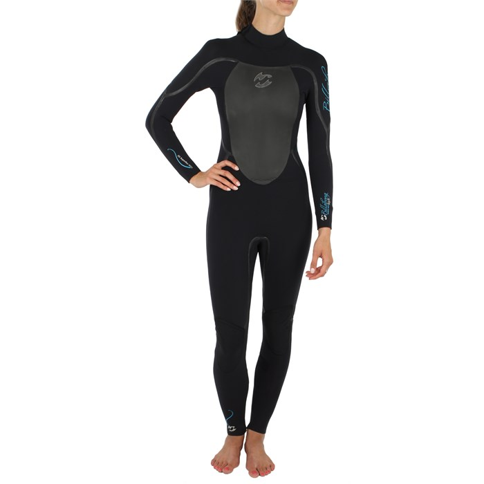 Billabong - SG5 4/3 Back Zip Long Sleeve Wetsuit - Women's
