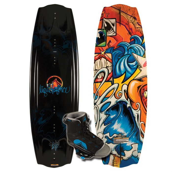 Liquid Force - Trip Wakeboard + Index Bindings 2012