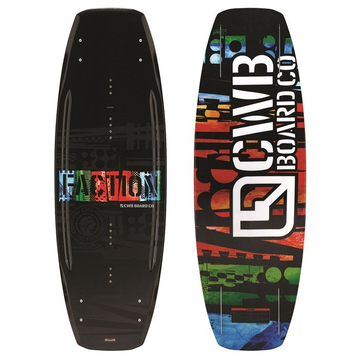 CWB - Faction Wakeboard - Blem 2011