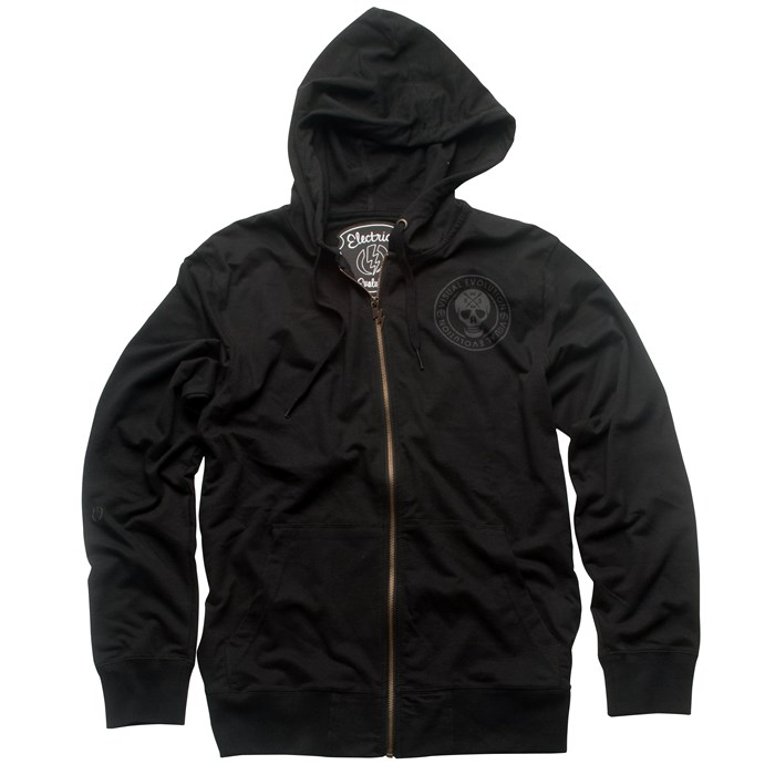 Electric - Stalker Slim Fit Zip Hoodie