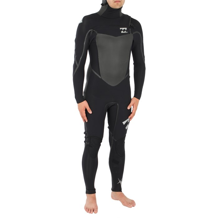 Billabong - SOL 5/4/3 SG5 Chest Zip Full Wetsuit