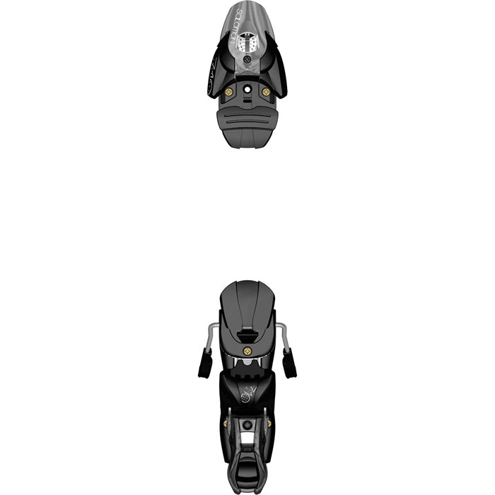 Salomon - Z10 Ti Ski Bindings (80mm Brakes) - Women's 2012