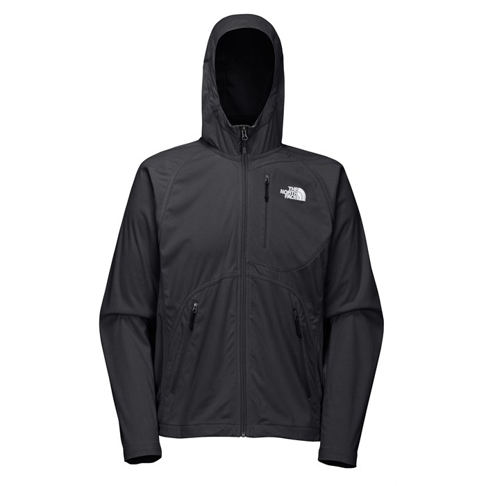 The North Face - V10 Soft Shell Hoodie