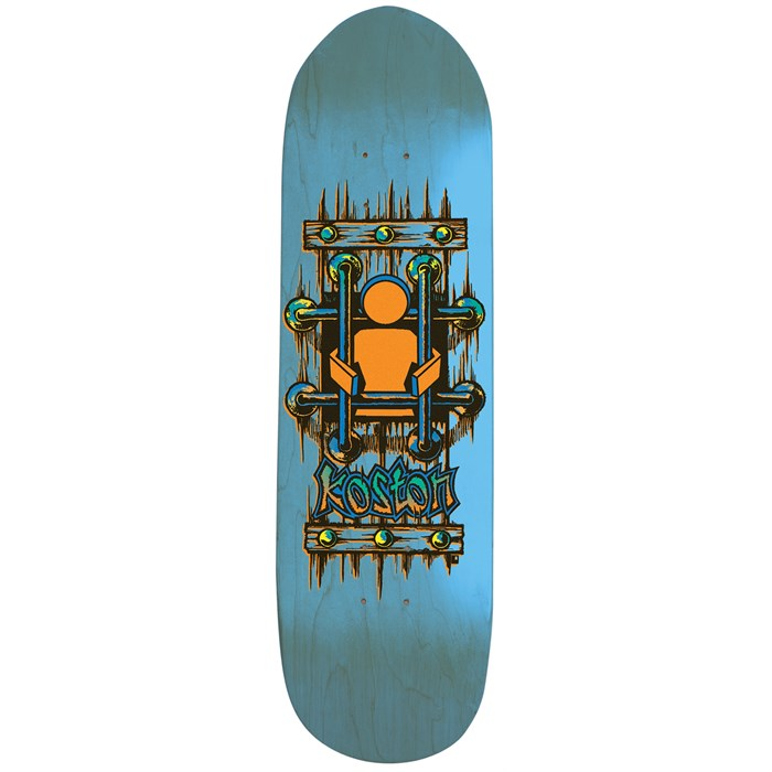Girl - Eric Koston Powerslide 2 Skateboard Deck