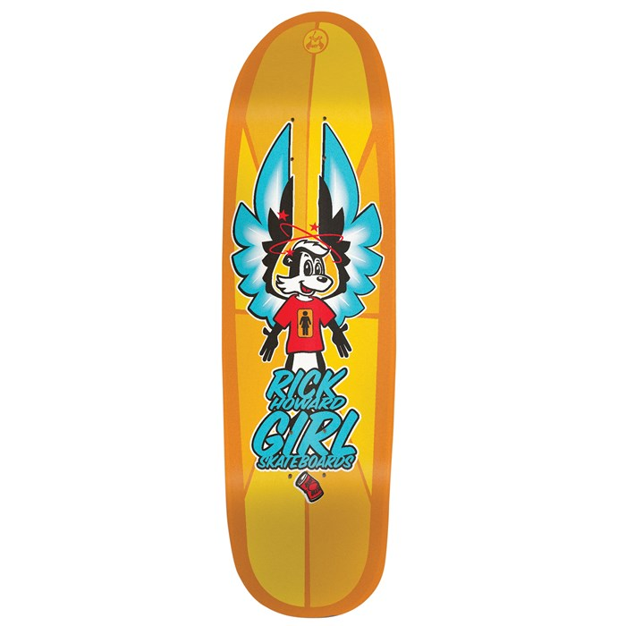 Girl - Rick Howard Powerslide 2 Skateboard Deck
