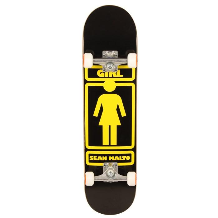 Girl - Sean Malto Fluorescent Skateboard Complete