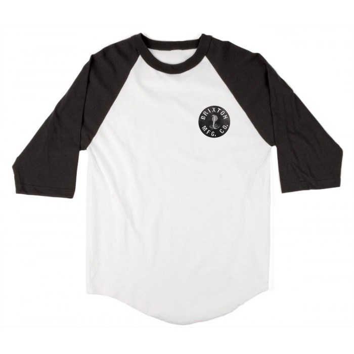 Brixton - Coil Raglan Shirt