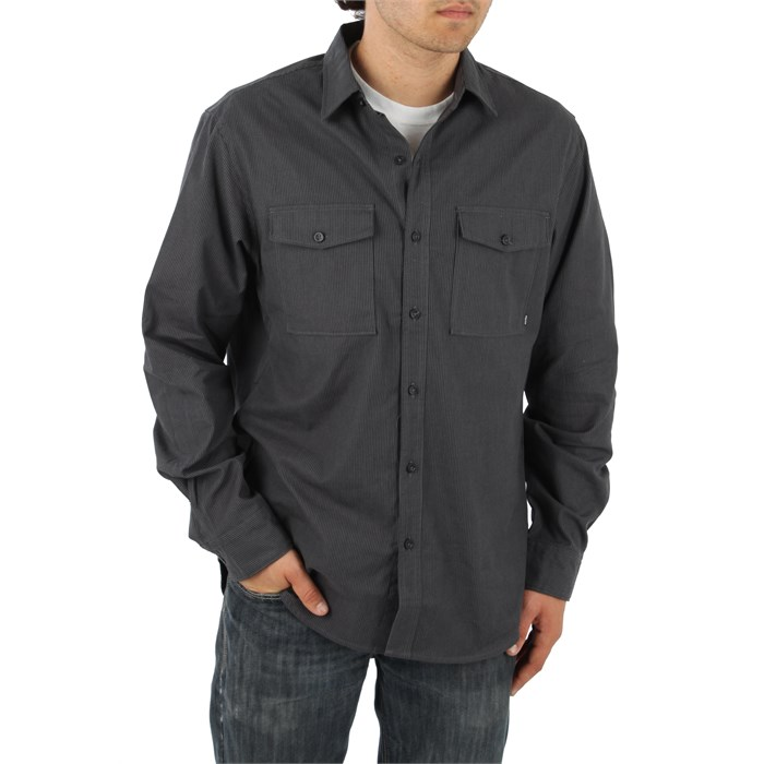 Nike - 6.0 Road Dog Chore Button Down Shirt