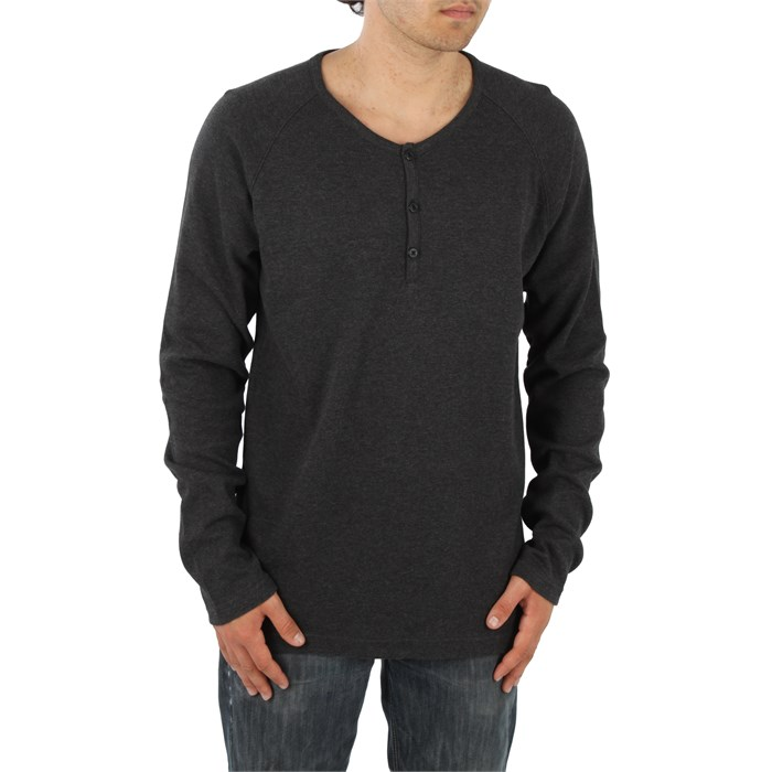 Nike - 6.0 Thermal Yarn Dye Henley Shirt