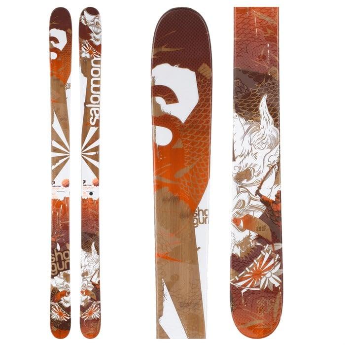Salomon - Shogun Skis 2012